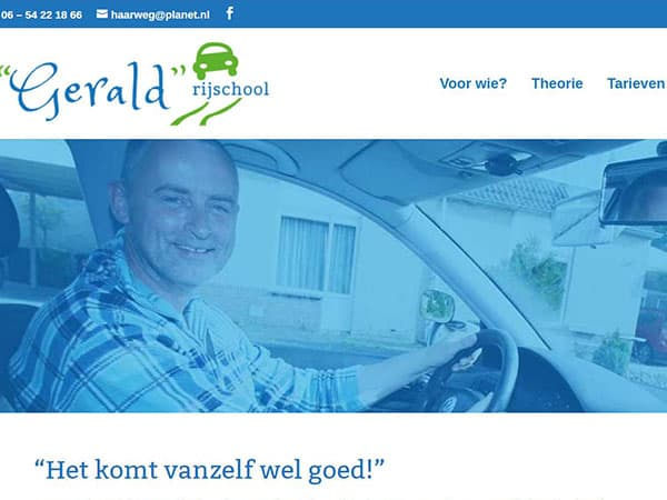website Hoor Friesland
