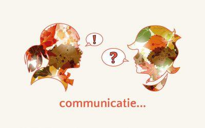 Communicatie: face-to-face levert de mooiste verhalen