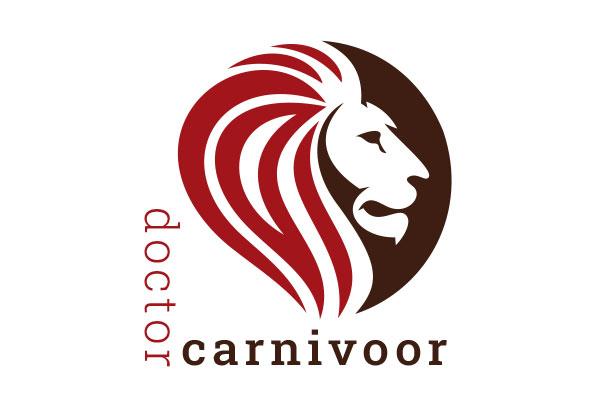 jei-communicatie - logo-ontwerp - Doctor Carnivoor
