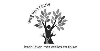 jei-communicatie-training-WordPress-1-op-1-Weg-van-rouw-logo-zwart-wit